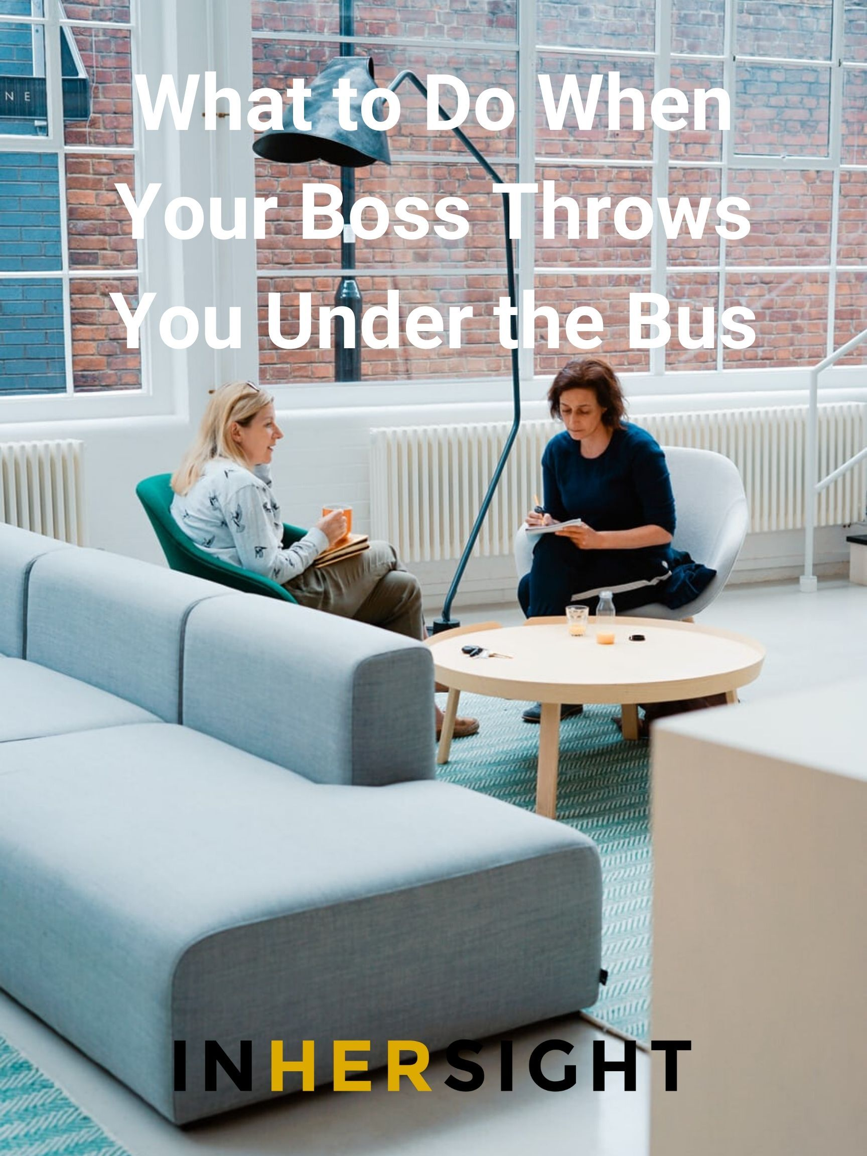 Couchtisch Boss What To Do When Your Boss Throws You Under The Bus | Modern Living Room, Furniture, Living Room