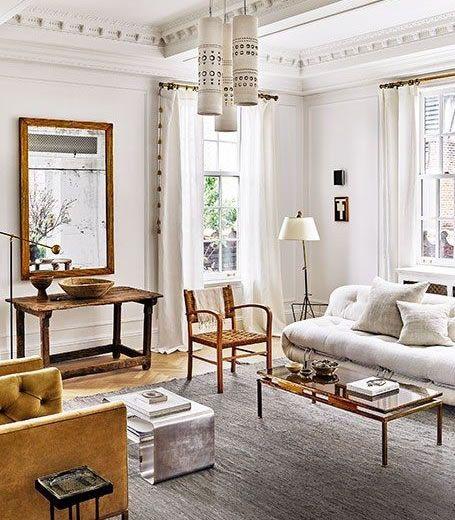 Décoration Et Mobilier De La Maison Jansen | Living | Pinterest