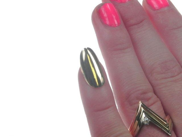 Your Place To Buy And Sell All Things Handmade Gold Nails Fingernails Pinky