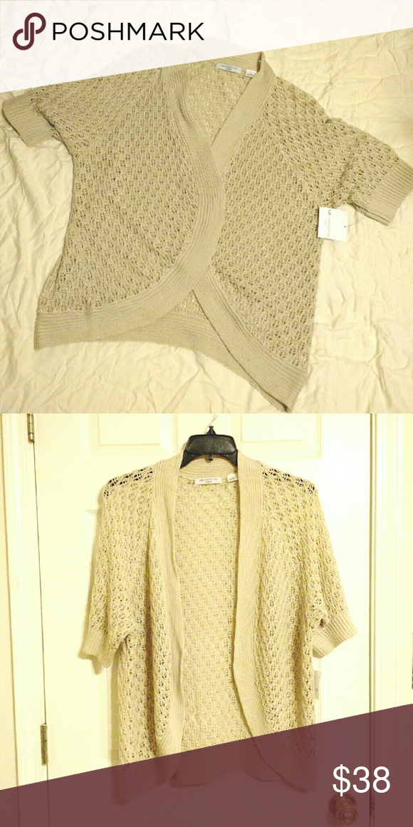 NWT Knit Cardigan Fall Ready Stylish knit Cardigan ready for the ...