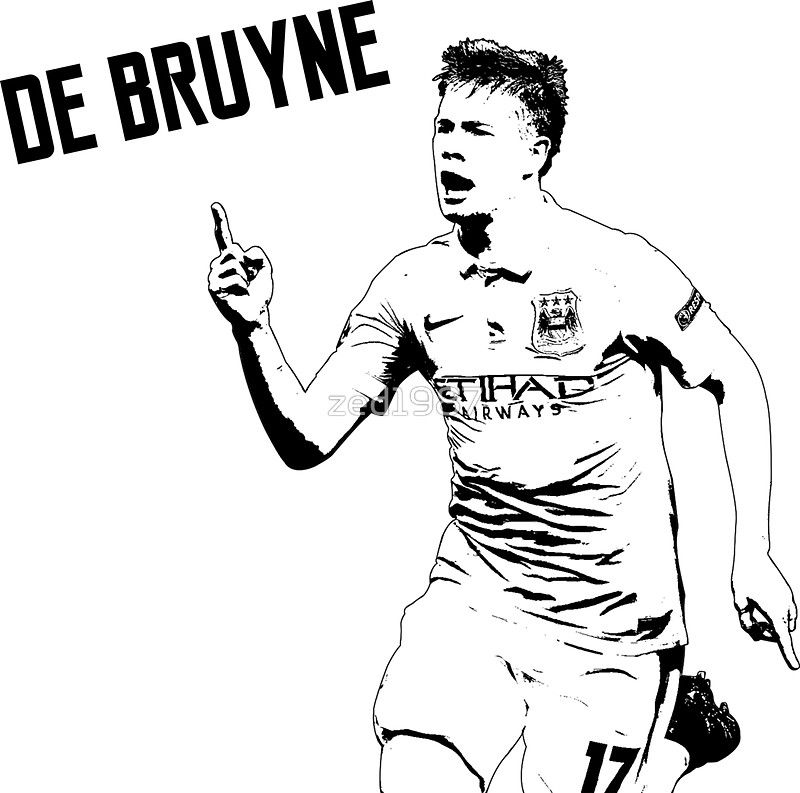 Kevin De Bruyne - Manchester City By Zed1987