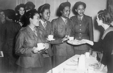 Caribbean Women in WW2 - Some of the Caribbean Women who served in the British Armed Forces in World War 2
