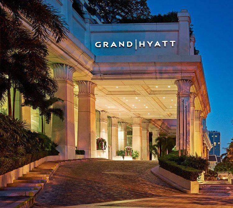 25 Grand Hyatt Erawan Bangkok Meeting Rooms 16 Sleeping Rooms 380 Total Meeting Space Sq Mt 3 000 Bangkok Hotel Grand Hyatt Hotel