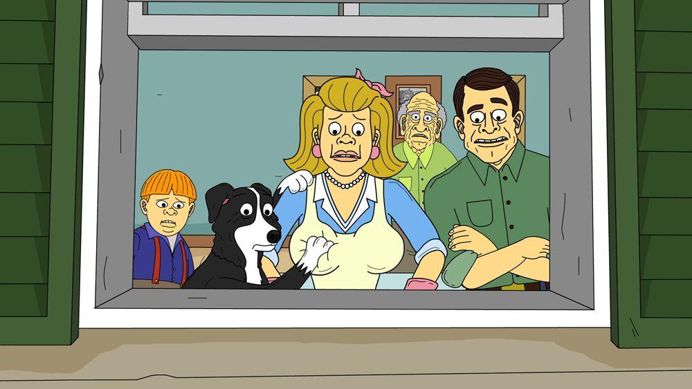 61c3a5112b0a4062f1f02dcd7bcb0bcf www adult toon screw comic books of 'mr pickles' on the,Mr Pickles Meme