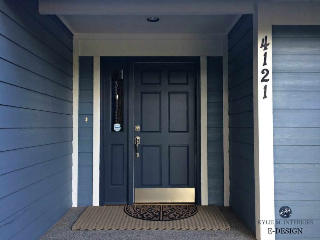 What are the best paint colours for a front door my - Best front door colors ...