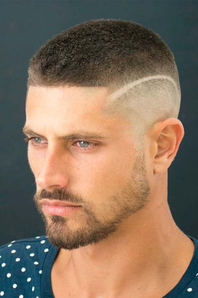 27 Trendy Ways To Upgrade High And Tight Cut Mens Hairstyles