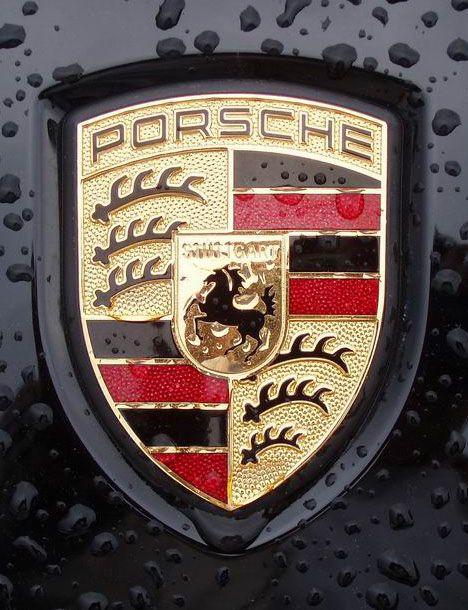 логотип porsche.