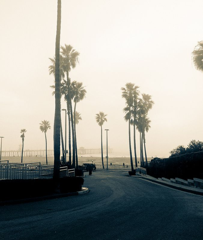 Places To Visit Huntington Beach Ca: The World: The West