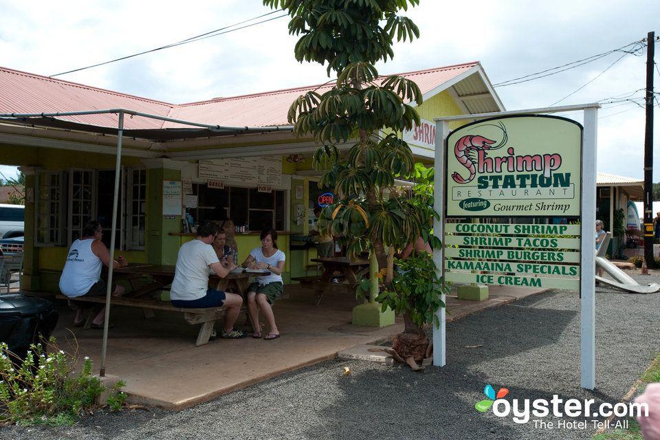 Shrimp Station Waimea Kauai Hawaii Hawaii Pinterest Waimea