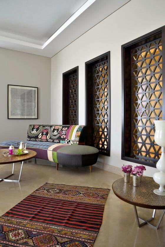Modern Islamic Interior Design On Behance: Interior, Interior Design
