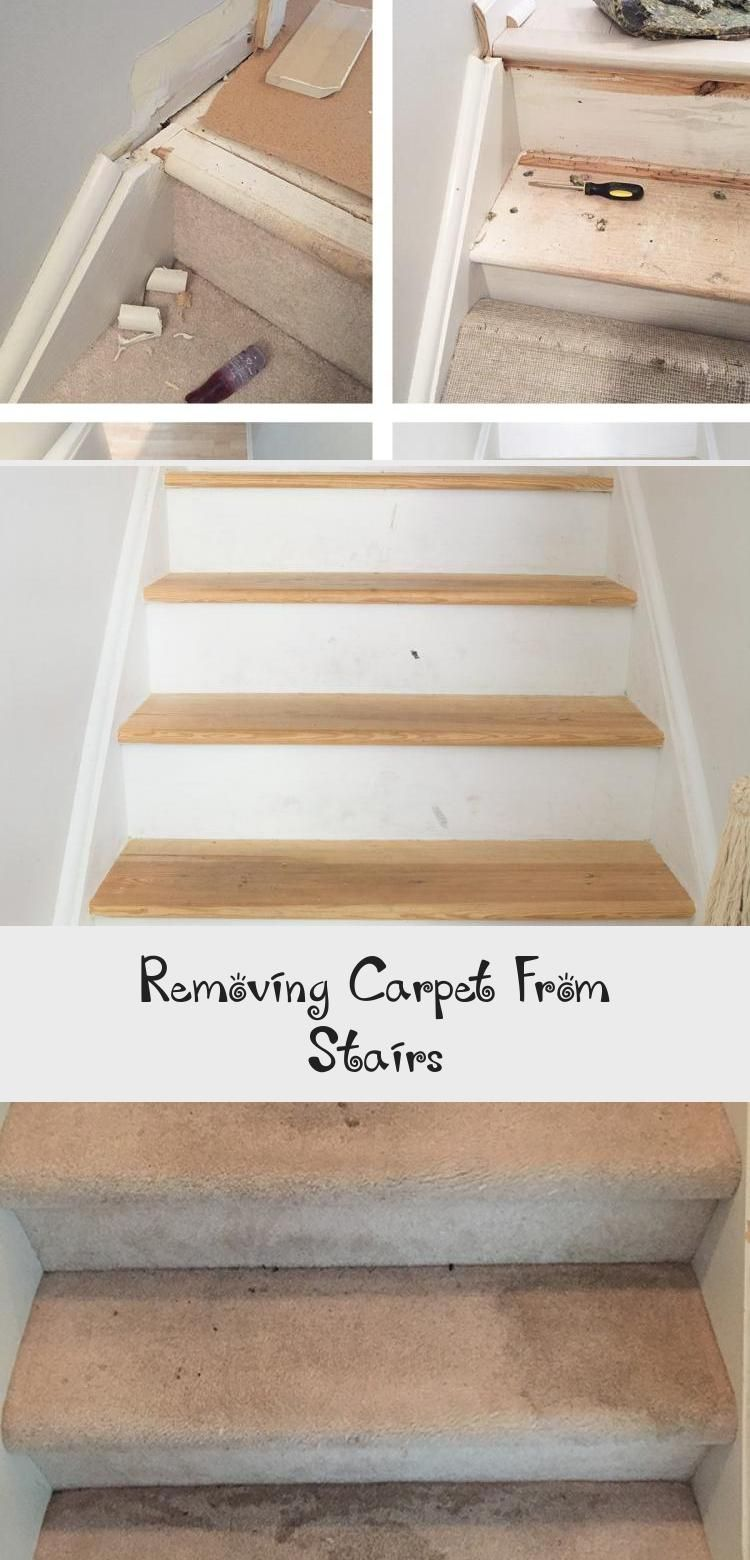 Best Removing Carpet From Stairs In 2020 Removing Carpet From 640 x 480