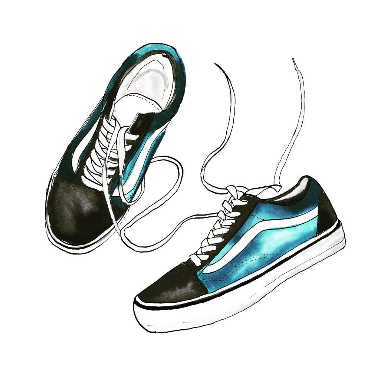 Your BodiéSneaker Marie art fix by weekly artVansVan N8knwOP0X