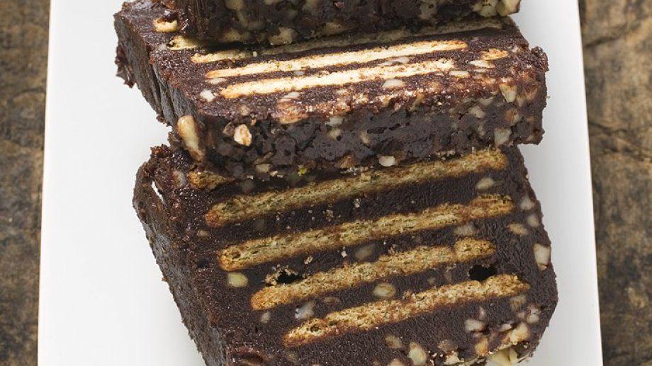 Keks-Schoko-Kuchen