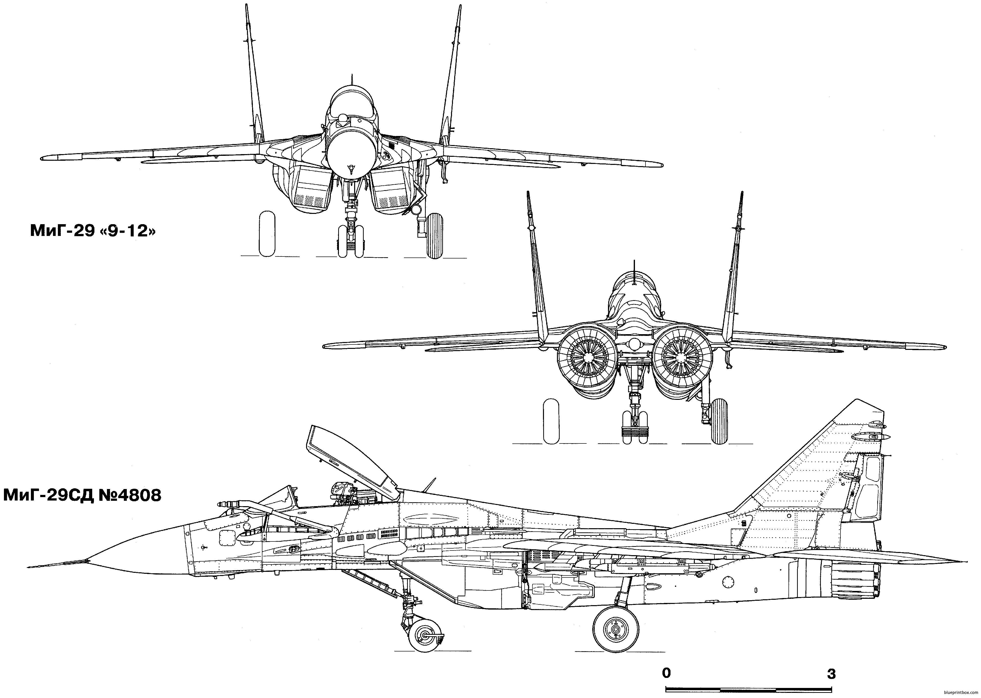 Mikoyan Gurevich Mig 29 11