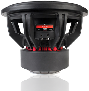 MTX 95 Series Subwoofer Side View | Car audio | Custom car audio