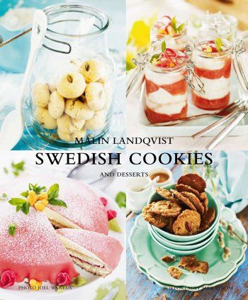 Swedish Cookies..yum