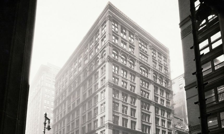 The World S First Skyscraper A History Of Cities In 50 Buildings