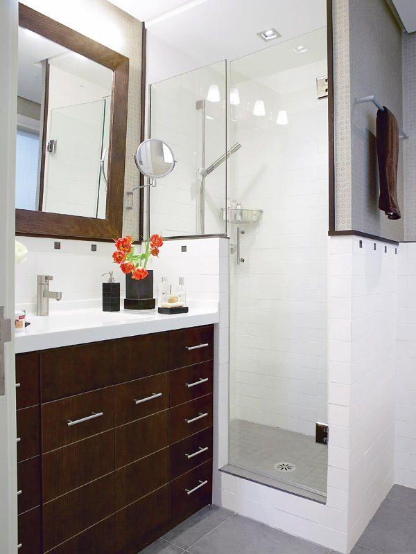 ideas para reformar cuarto de baño pequeño - Buscar con Google ...
