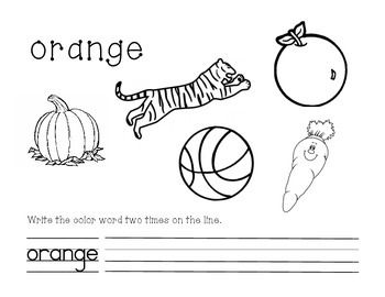 Sight word fluency packet - color and BW - FREE - perfect for ...