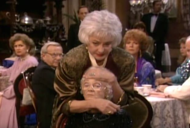 Hulu Is Now Streaming All 7 Seasons Of Golden Girls Rigolo