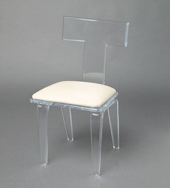 Delightful Sofia Acrylic Chair From Muniz Plastics   Acrylic Chairs Available In  Different Colors And Styles. Call Now For Pricing On Our Muniz Acrylic  Furniture!