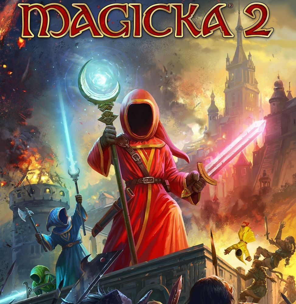 E3 2014 Magicka 2 Brings Spellcasting Comedy to PC and