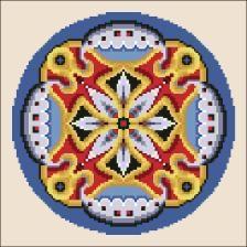 Patterns 3 - Victorian Cross Stitch and Berlin Wool Work Patterns