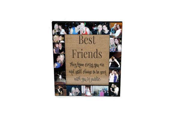 Best Friend Picture Frame Collage Photo Frame College Boyfriend ...
