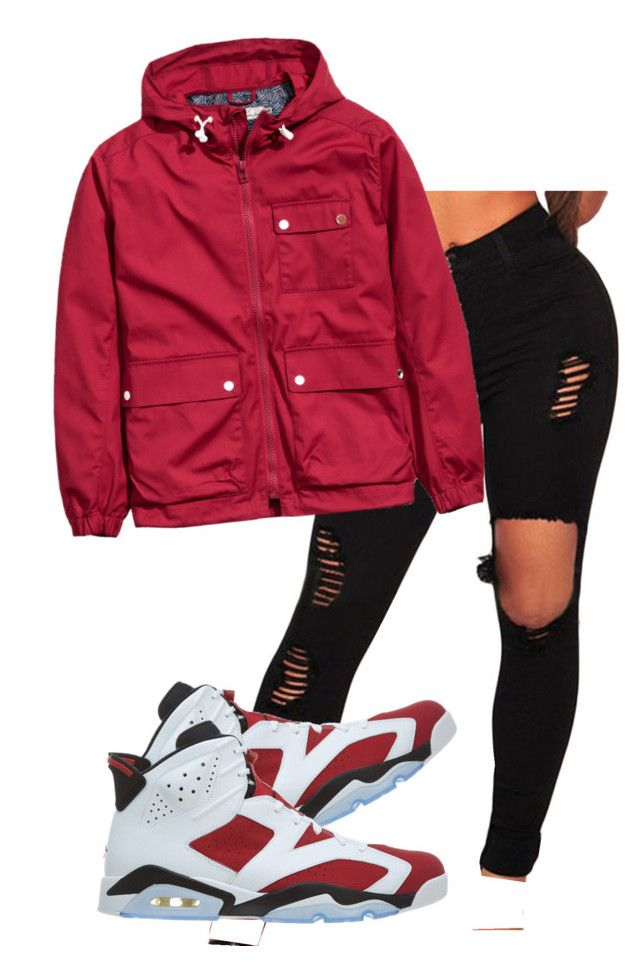 """Untitled #233"" by simoneswagg on Polyvore featuring NIKE"
