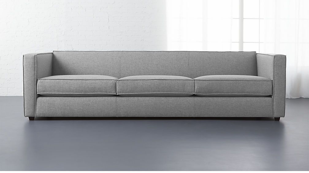 3 Seater Fabric Sofa With Removable Cover Sofa Design Three