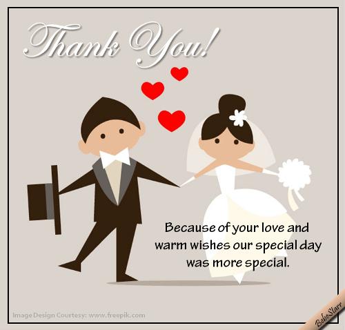 Thankyou Weddingwishes Ecard Www 123greetings Profile Bebestarr