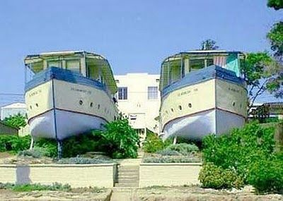 21 Ususual And Strange House Designs Curious Funny Photos