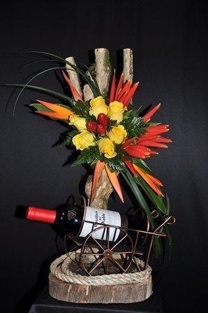 Floristeria Marvin Sorpresas Arreglos Florales Exoticos
