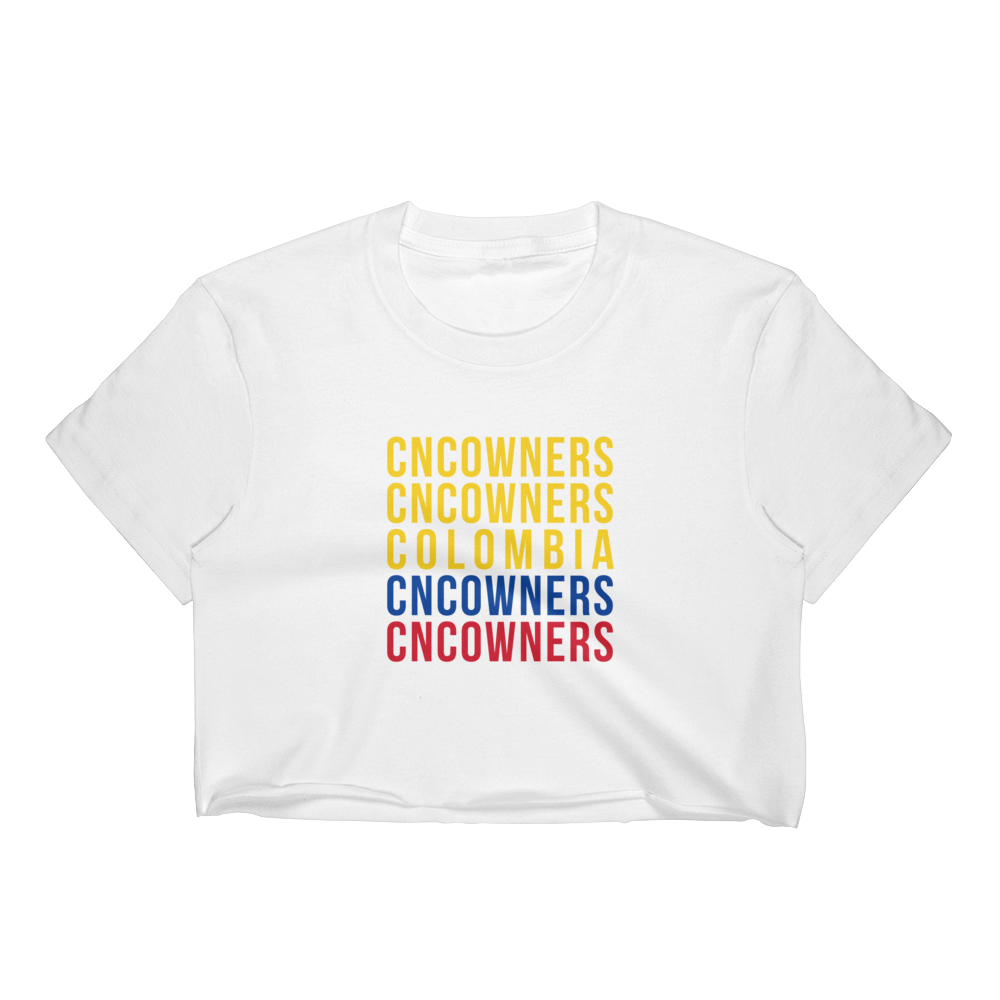 f962484ab0b CNCOWNERS Colombia Crop Top Mercancias