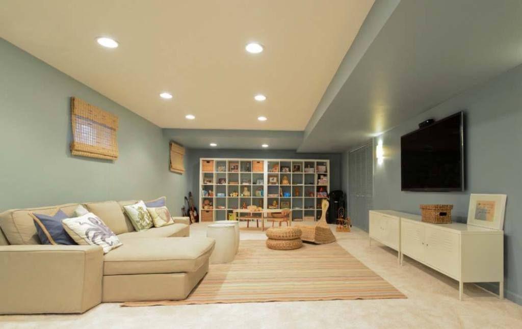 25 Paint Color Ideas For The Basement Images Basement Wall Colors Basement Painting Basement Paint Colors