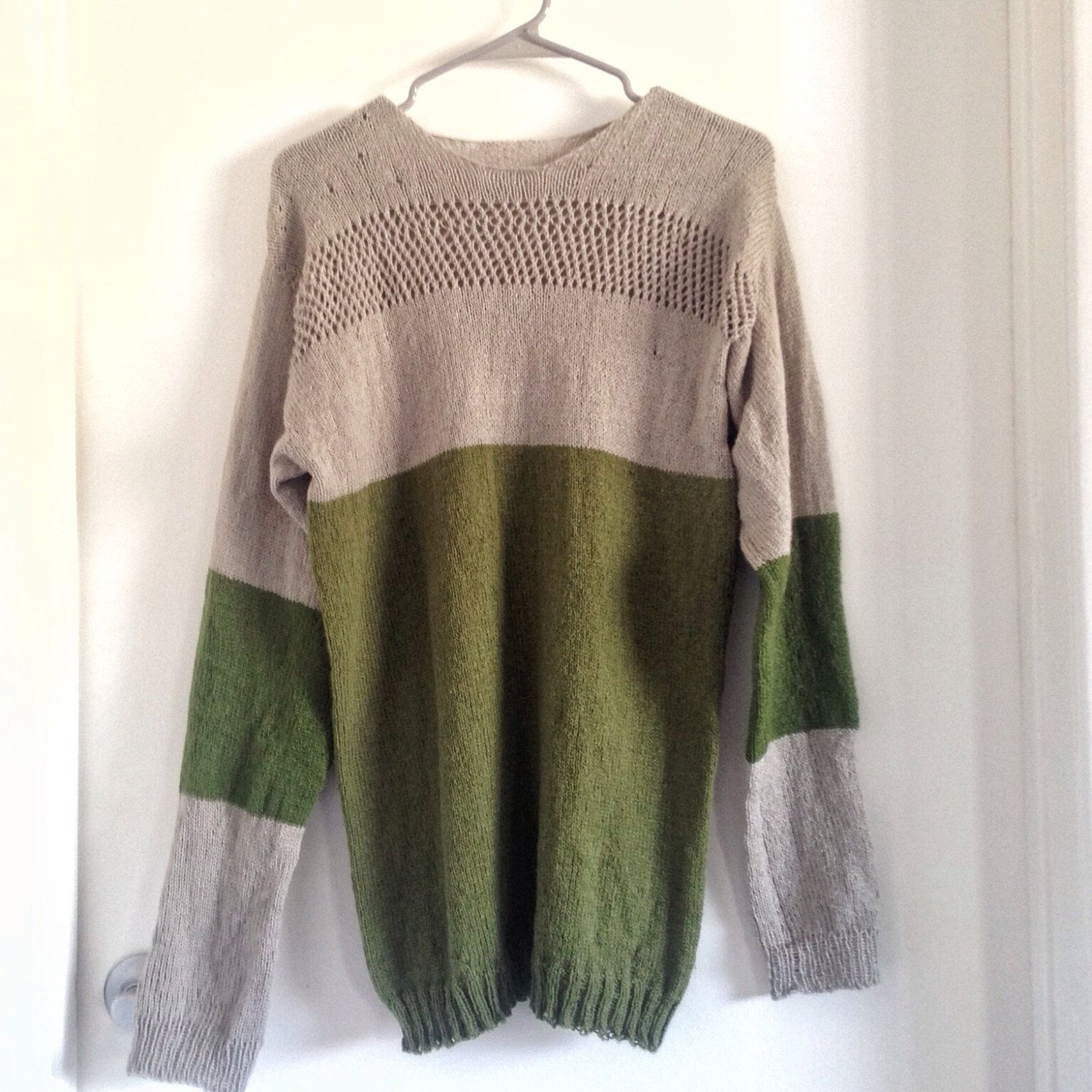 Oversized Sweater, Knit Sweater, Fine Knit Sweater, Fall Fashion ...