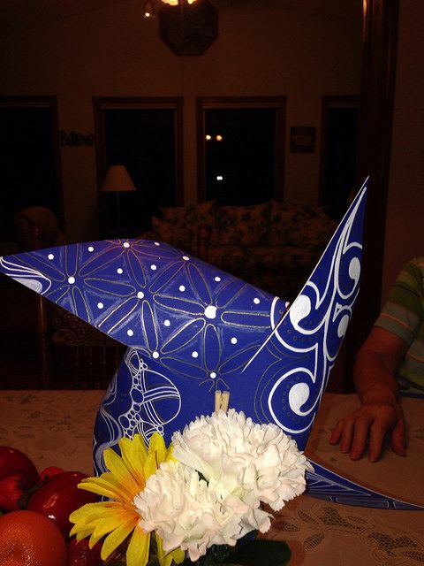 more pinwheels for the class of '52 by lacey709, via Flickr