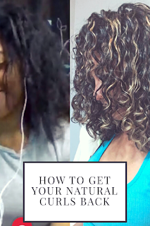 How To Get Your Natural Curls Back Heyitscandicia Curly Natural Curls Natural Curls Hairstyles Natural Curls