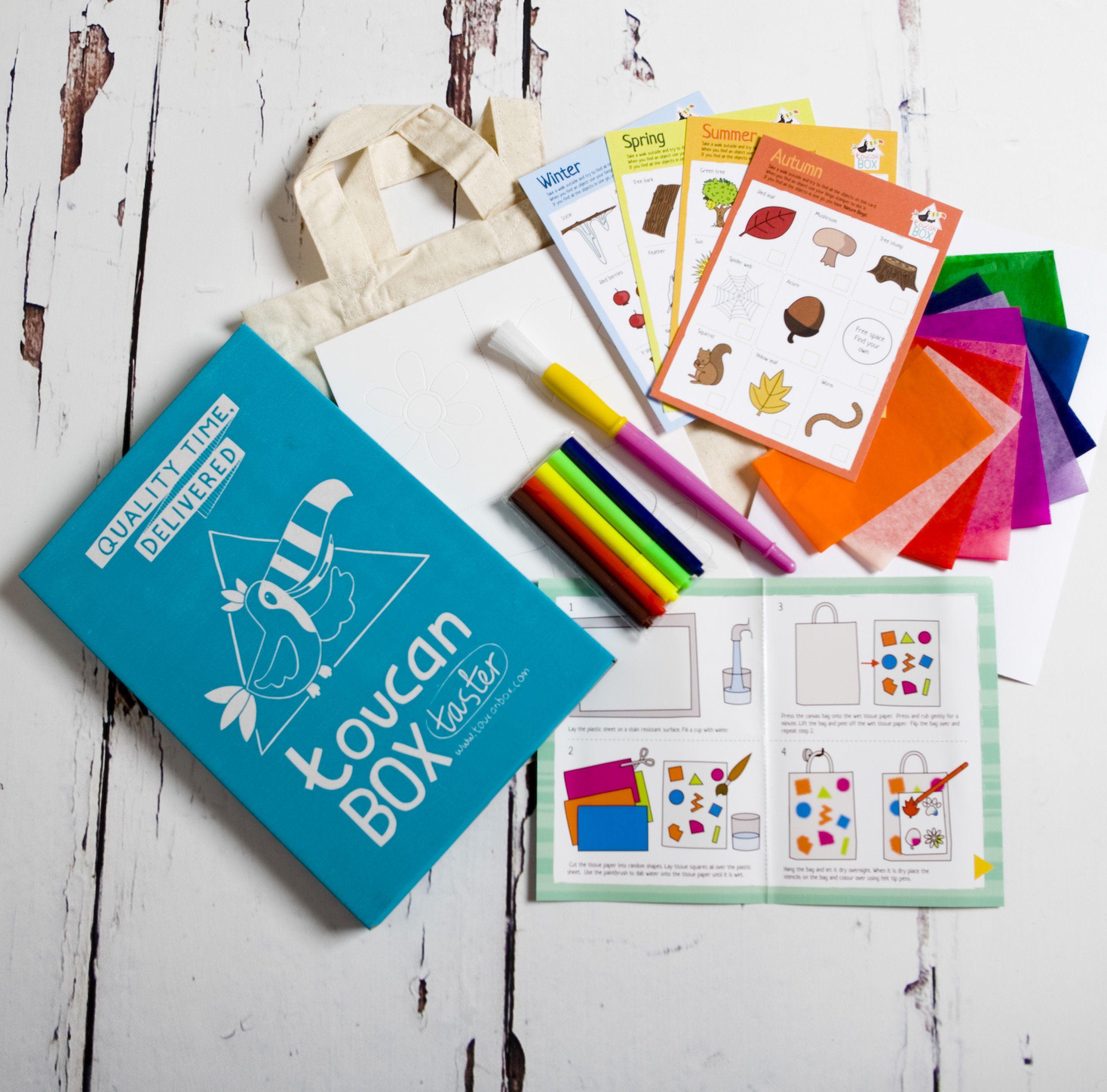 45+ Craft subscription box uk information