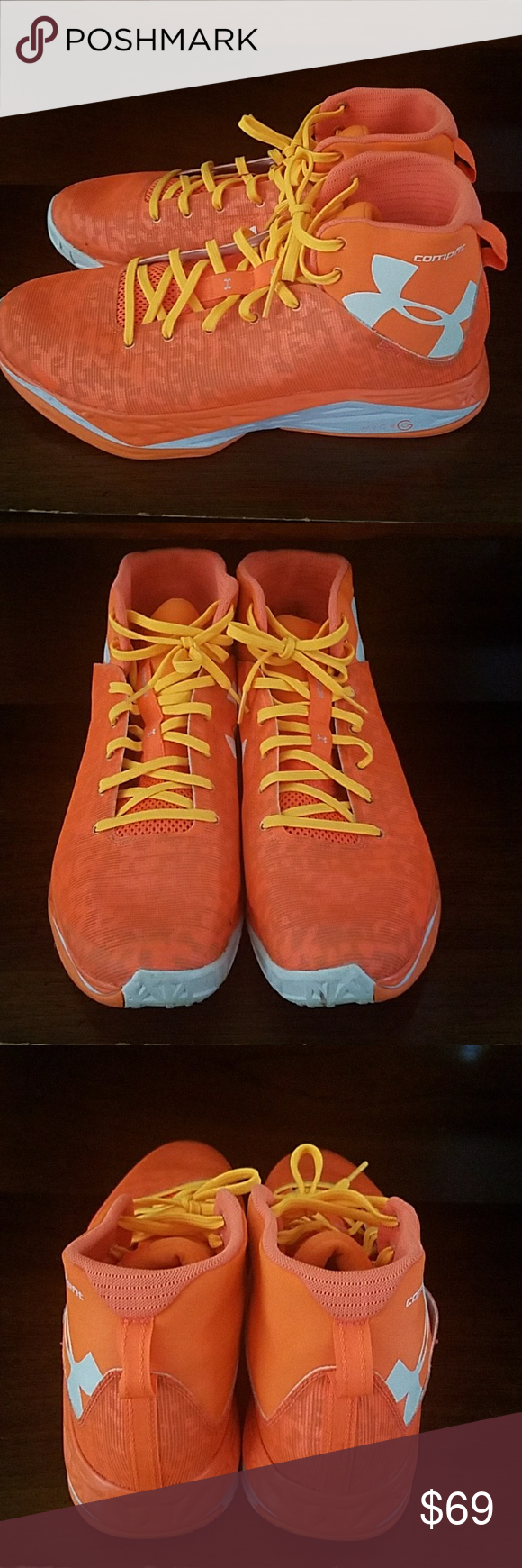 Under Armour Compfit Micro G Basketball