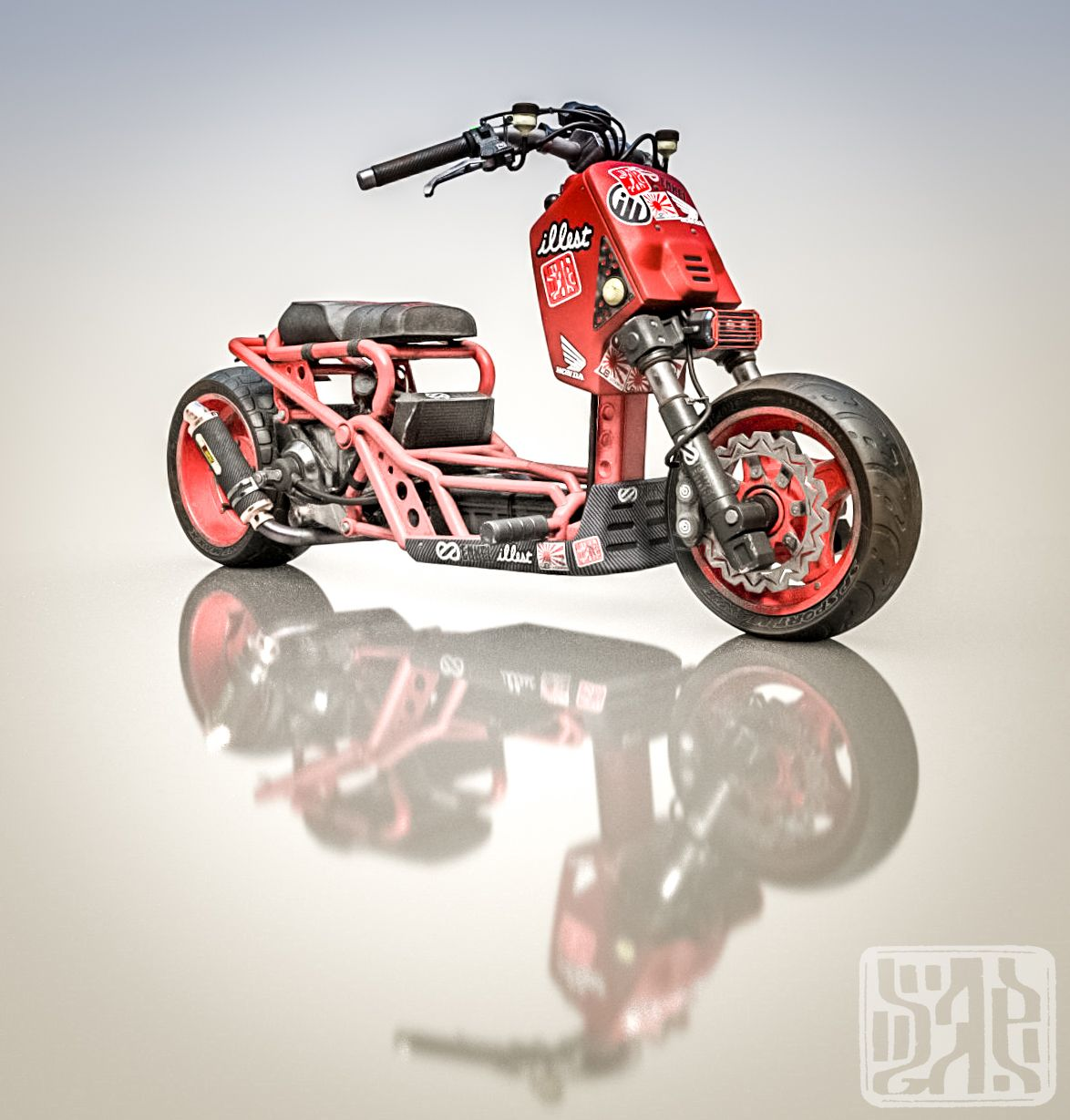 Ruckin For Fun On Behance Pembalap Sepeda Mobil