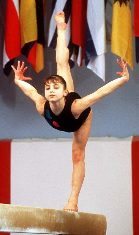 Dominique Dawes (USA) Artistic Gymnastics HD Photos