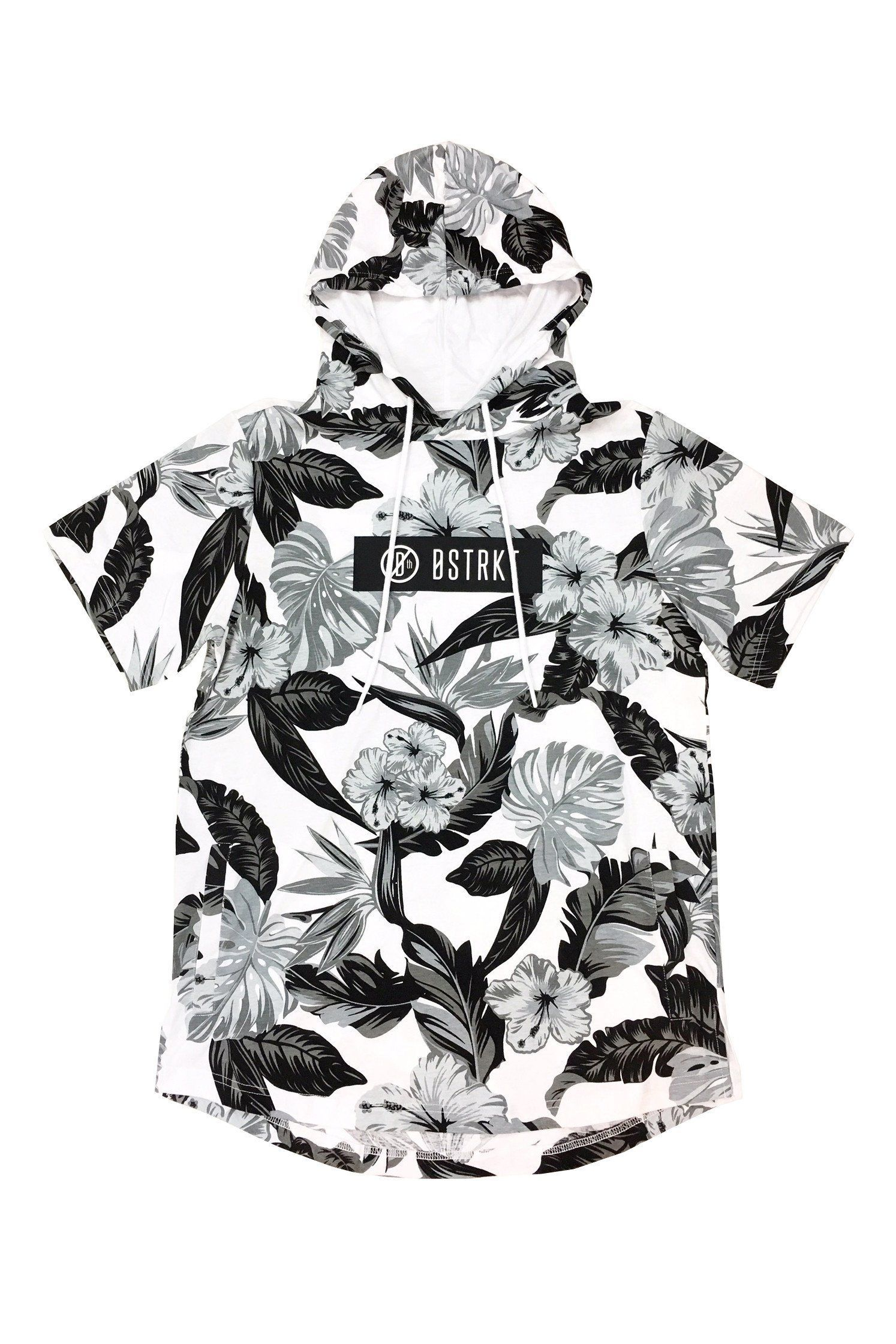 Grey Flower Ss Hoodie Products Pinterest Grey Flowers And