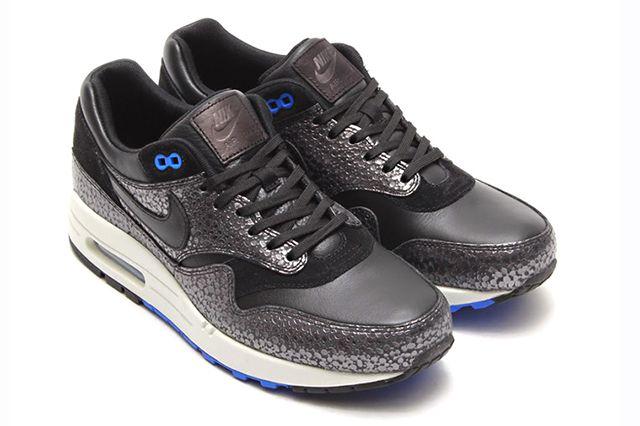 NIKE AIR MAX 1 (HYPER COBALT SAFARI) | Sneaker Freaker