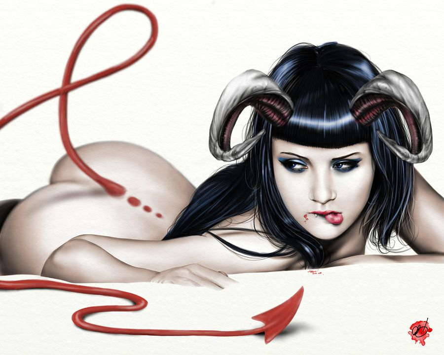devil pin up girl tattoo ideas inspiration pinups pete