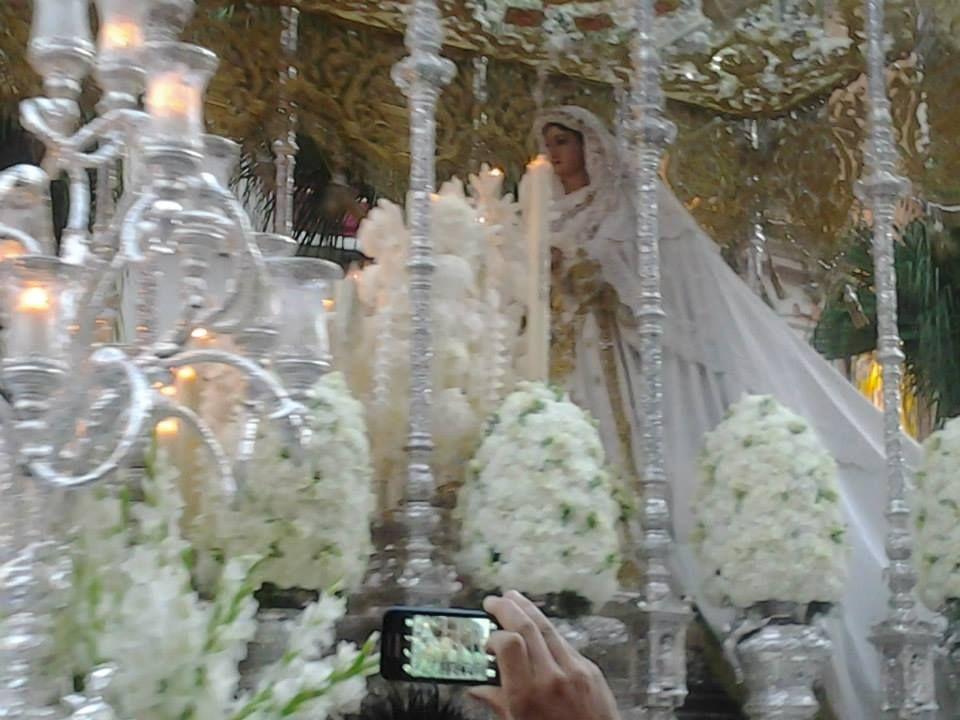 Virgen del Rocío de Málaga