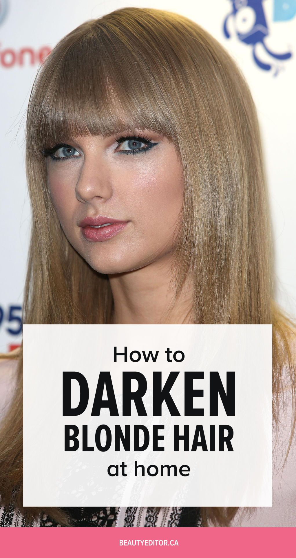 Ask a hairstylist how to darken your blonde hair at home