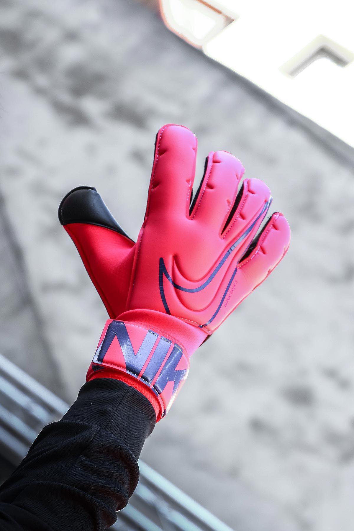 abajo Remontarse Caramelo  Nike GK Vapor Grip3 | Guantes de fútbol, Portero de futbol, Arquero de  futbol