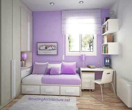 Fabulous Junge Mdchen Kleine Dekorieren Teenager Kleine Zimmer Kleines  Gemeinsames With Kleine Zimmer Ideen