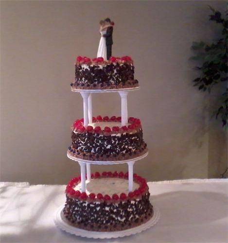 Black Forest Wedding Cake Cake Wedding Cake Forest Wedding Cakes